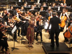 Dragon Mother with Princeton University Orchestra, Amsterdam