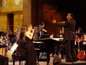 Branker concert photo
