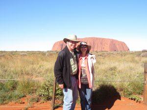 "Australia: ""Uluru"" Ayers Rock 2009"